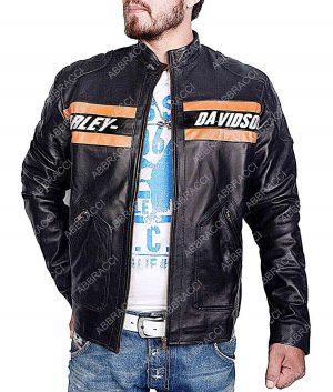 WWE Goldberg Harley Davidson Jacket