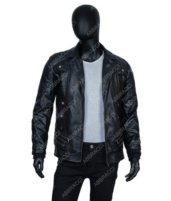 WWE Seth Rollins Black Jacket
