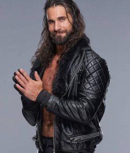 WWE Seth Rollins Jacket