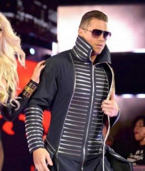 WWE The Miz Cotton Long Coat