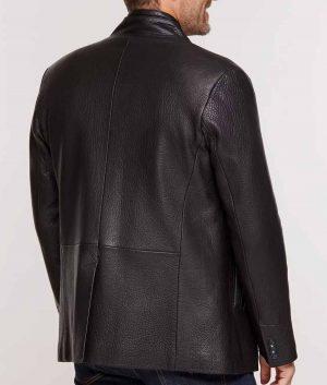 Whidden Mens Lambskin Leather Jacket