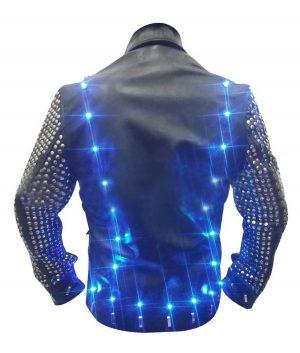 Y2J Chris Jericho Light Up Sparkling Jacket