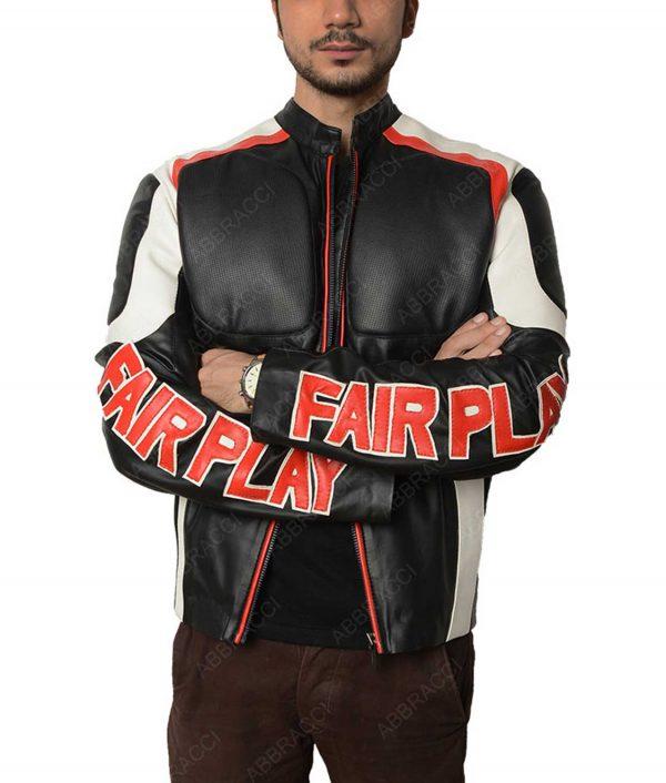 Arrow Season 5 Mister Terrific Jacket