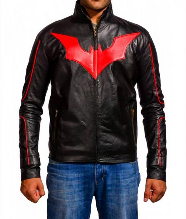 Batman Beyond Leather Jacket