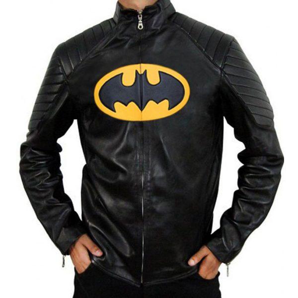 Batman The Lego Leather Jacket
