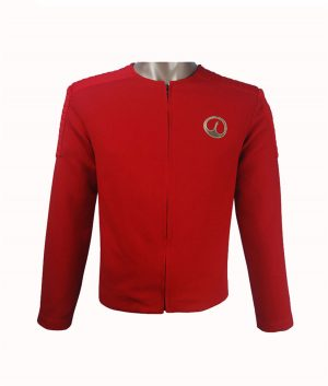 Robert Daly Black Mirror Jacket