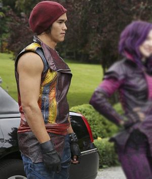Descendants Booboo Stewart Leather Vest