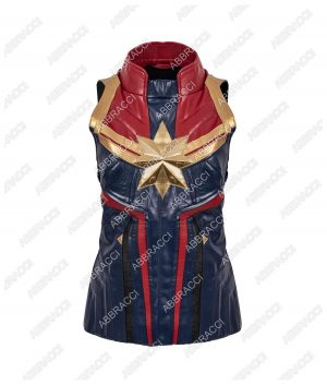 Captain Marvel Vest
