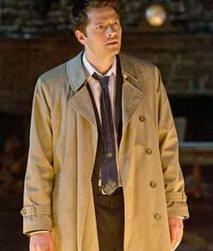Supernatural Castiel Trench Coat
