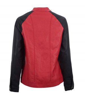 Deadpool Eye Logo Womens Jacket
