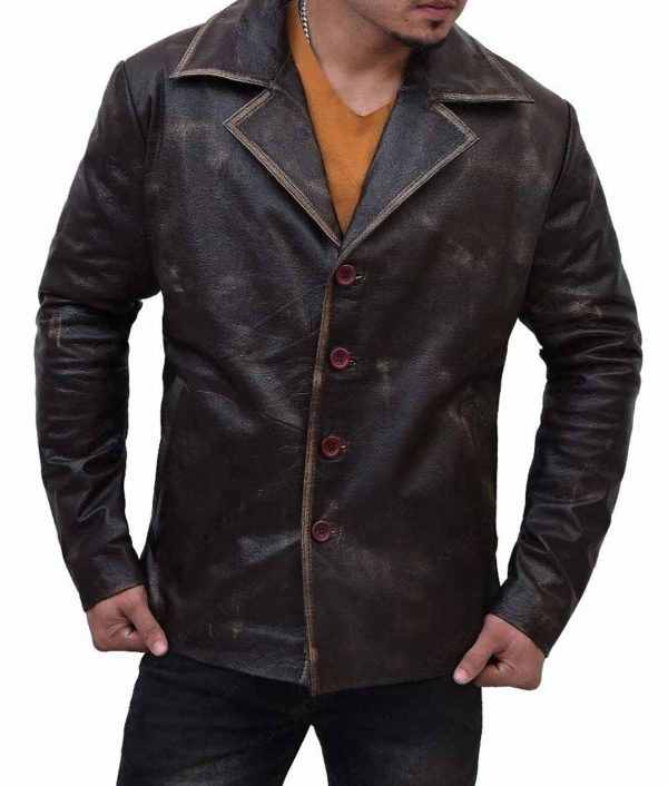 Dean Winchester Supernatural Leather Coat
