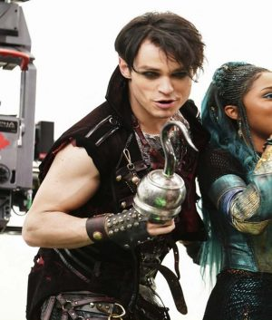 Thomas Doherty Descendants 3 Vest