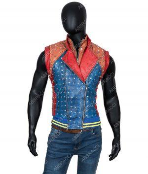 Descendants Booboo Stewart Sleeveless Leather Vest