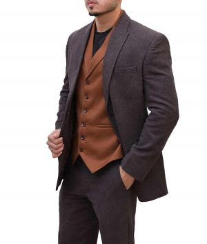 Fantastic Beasts And Where To Find Them Newt 3piece Suit