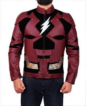 Flash Justice League Jacket