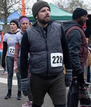 James Roday A Million Little Things Vest
