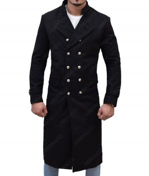 Fantastic Beasts 2 Gellert Grindelwald Black Coat