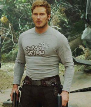 Star Lord T Shirt Guardians Of The Galaxy Vol 2