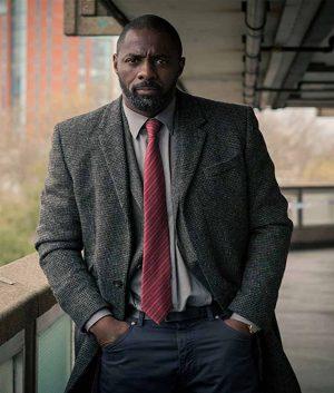 Idris Elba Coat