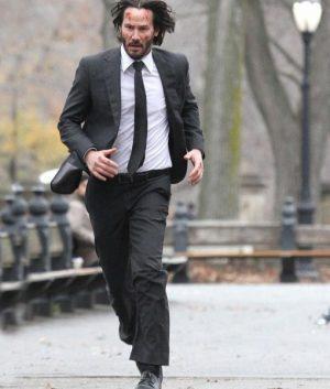 John Wick 2 Black Suit