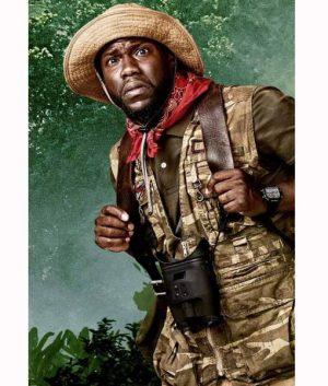 Kevin Hart Jumanji The Next Level Fridge Camouflage Vest