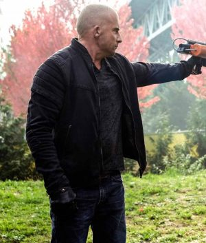 Legends Of Tomorrow Crisis On Earth-X Dominic Purcell Jacket