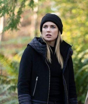 Legends Of Tomorrow S05 Ep9 Sara Lance Coat With Hood