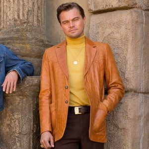 Leonardo DiCaprio Once Upon A Time In Hollywood Rick Dalton Blazer Jacket
