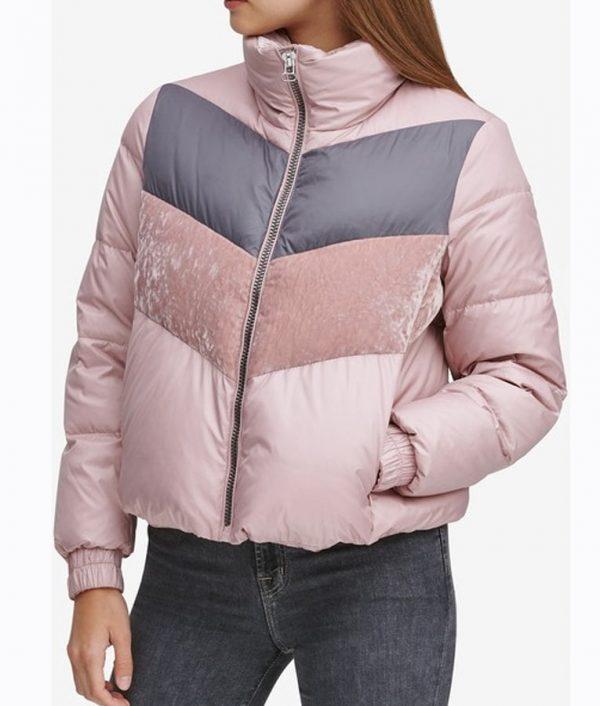 Let it Snow Odeya Rush Puffer Jacket