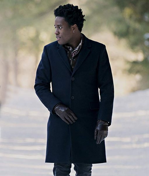 Let It Snow Shameik Moore Coat