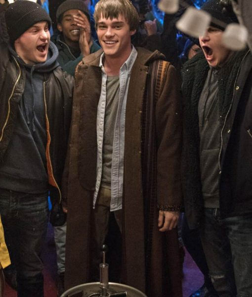 Let It Snow Tobin Coat