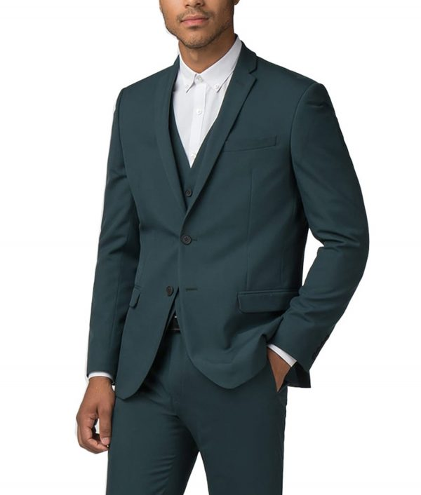 Lucifer Morningstar Green Suit