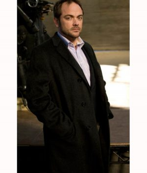 Supernatural Crowley Coat