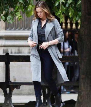 Rebecca Ferguson MI6 Trench Coat