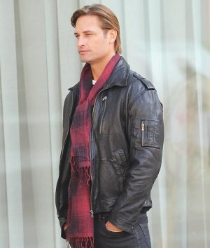 Mission Impossible Ghost Protocol Josh Holloway Jacket