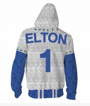 Rocketman Elton John Dodgers Hoodie