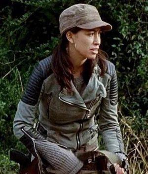 The Walking Dead Rosita Espinosa Jacket