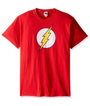 The Flash Logo Red T-Shirt