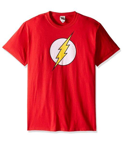 The Flash Logo Red T-Shirt