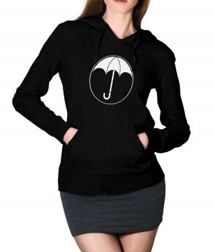 The Umbrella Academy Black Hoodie