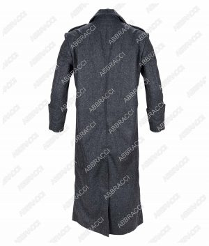 Tom Hopper The Umbrella Academy Luther Trench Coat