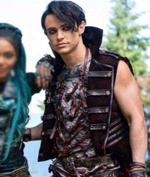 Descendants 3 Thomas Doherty Harry Hook Vest