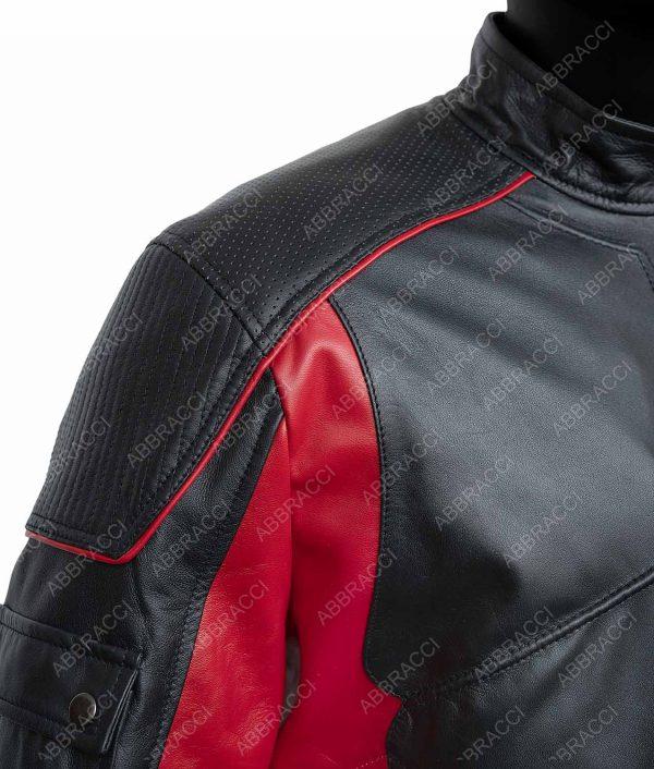 Arrow Season 6 John Diggle Padded Jacket