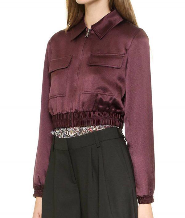 Felicity Dark Brown Jacket