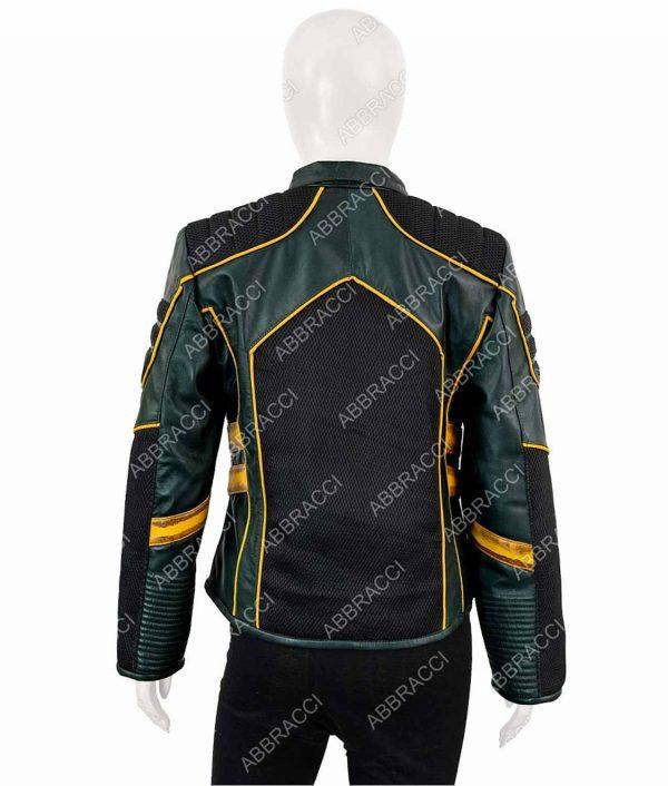 Arrow Season 08 Black Canary Laurel Lance Jacket