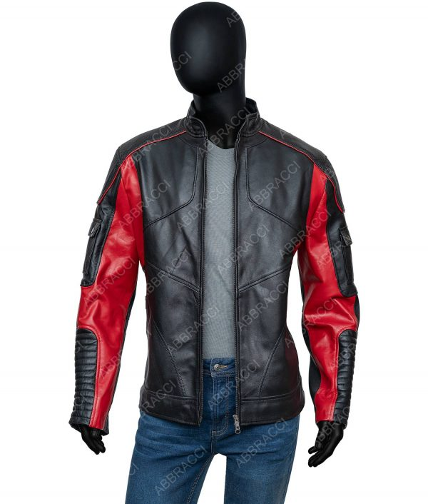 Arrow Season 6 David Ramsey John Diggle Padded Jacket
