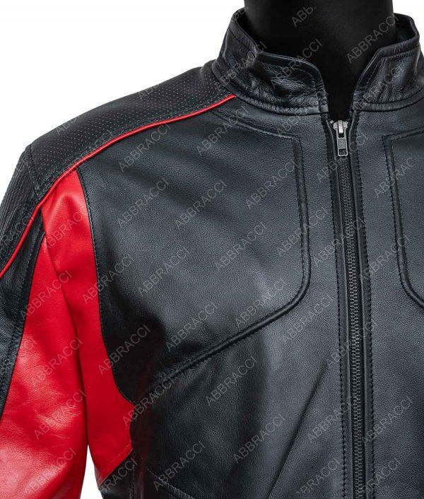 Arrow David Ramsey John Diggle Padded Jacket