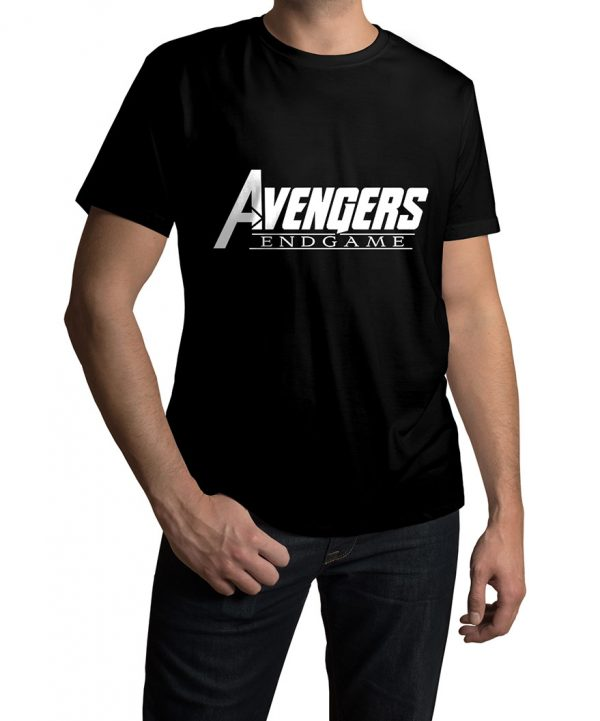 Avengers Endgame White T-Shirt