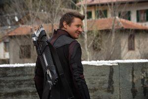 Avengers Infinity War Hawkeye Jacket