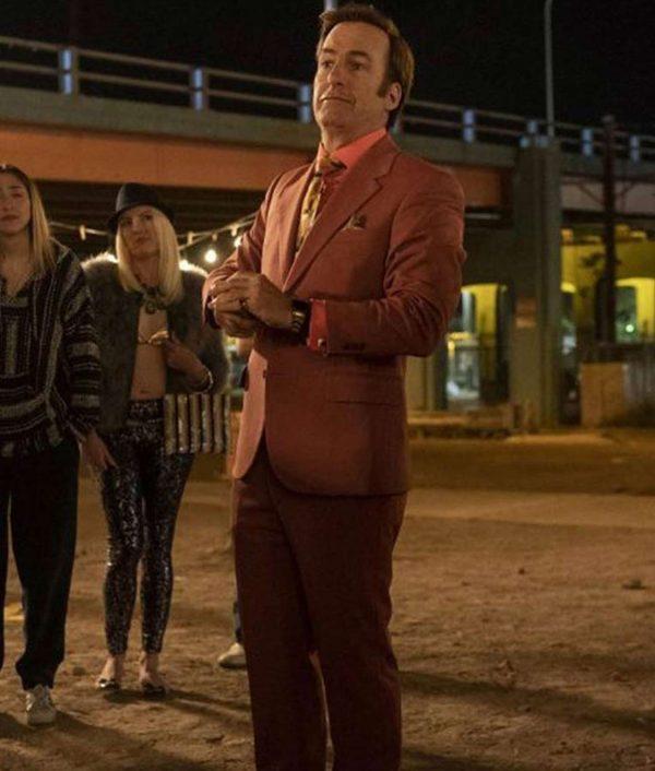 Better Call Saul Season 5 Jimmy McGill Brown Suit